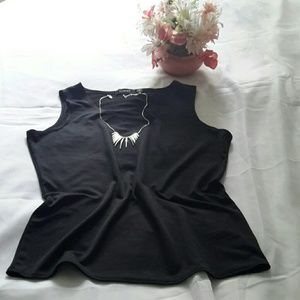 Elementz black top, M